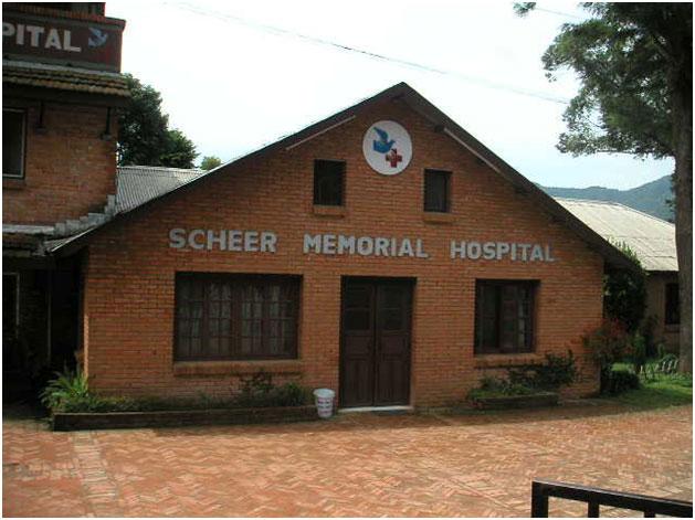 SHEER MEMORIAL HOSPITAL